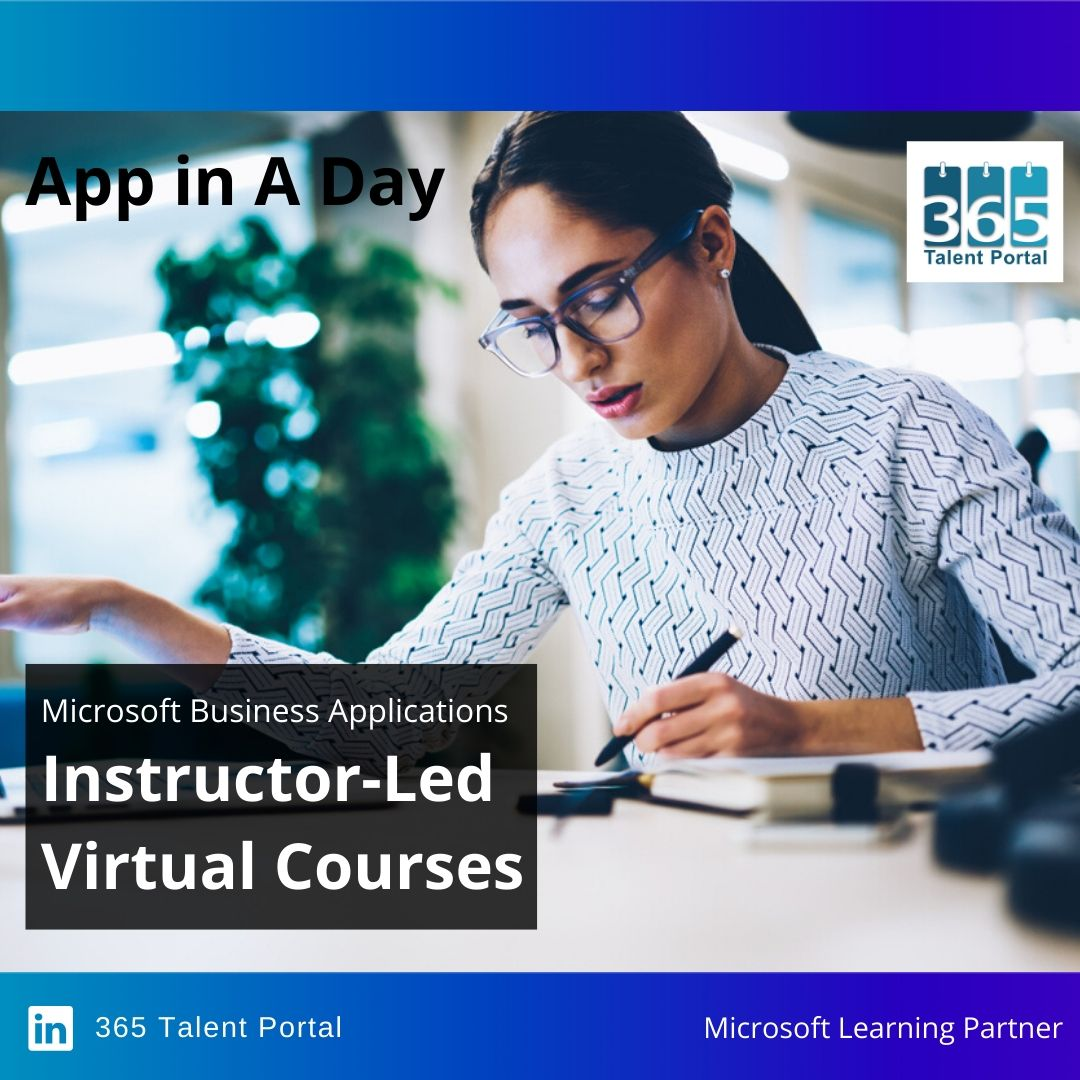 Power Apps App In A Day Training