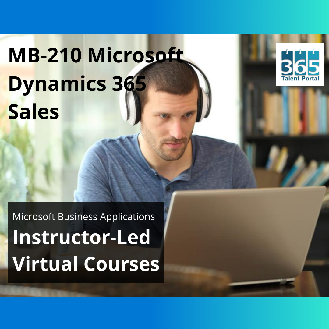 MB-210 Microsoft Dynamics 365 Sales Course