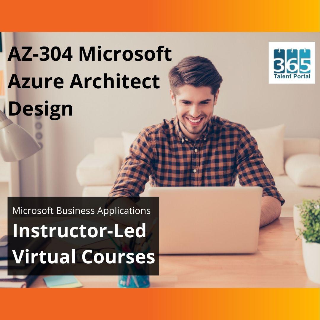 AZ-304 Microsoft Azure Administrator