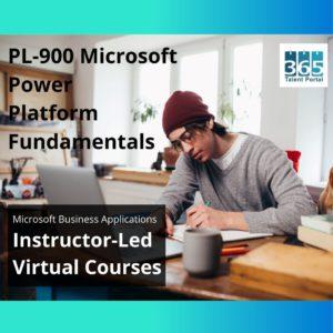 PL-900 Microsoft Power Platform Fundamentals
