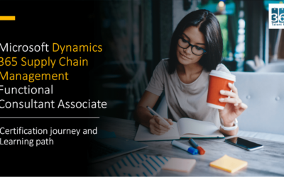 Microsoft Dynamics 365 Supply Chain Management Certification Journey