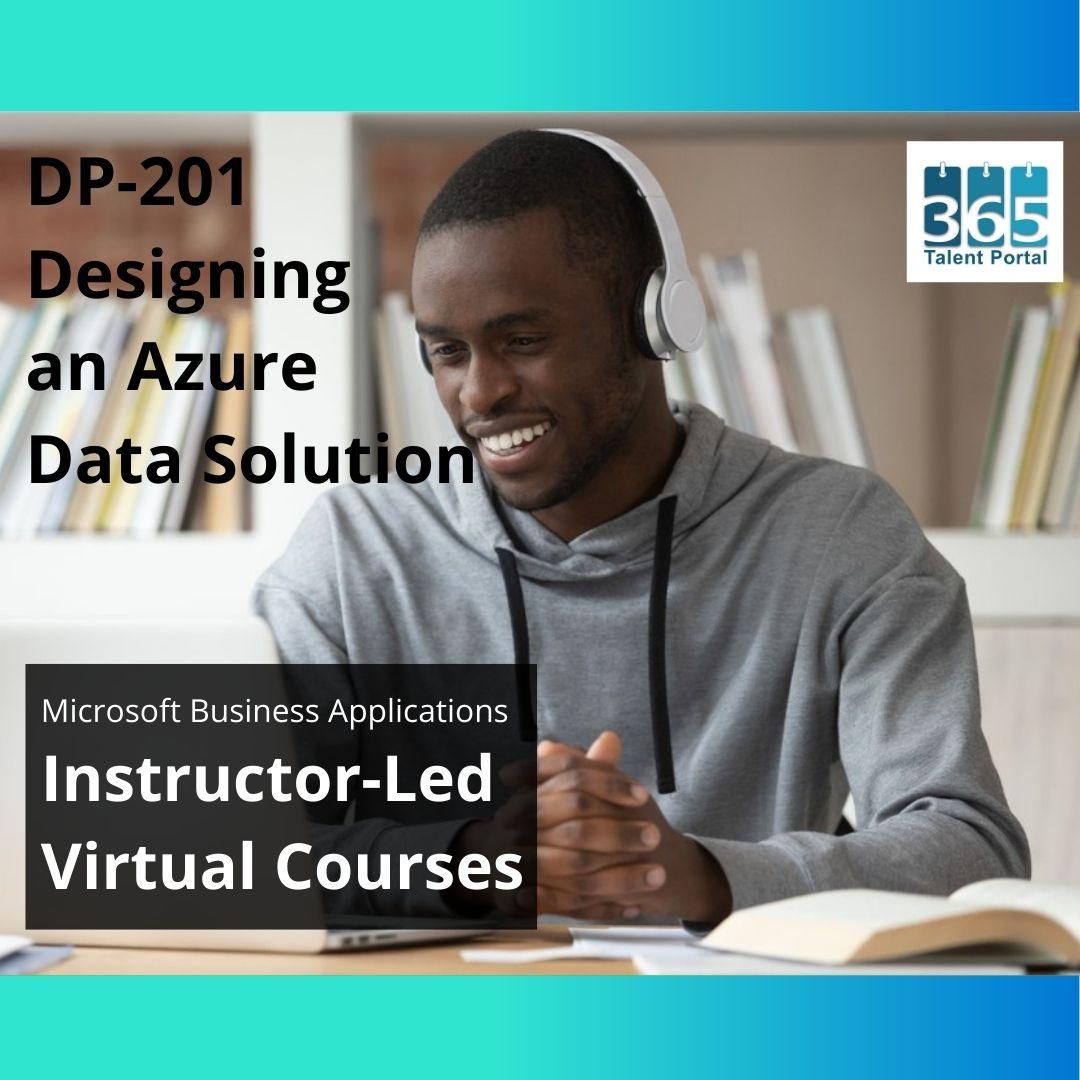 DP-201 Designing an Azure Data Solution