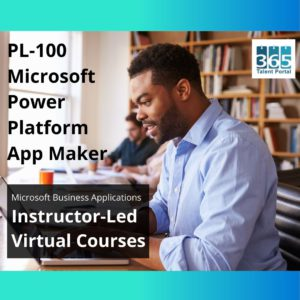 PL-100 Microsoft Power Platform App Maker